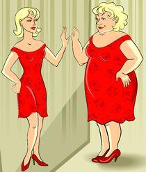 Bildresultat för tecknad tjockis